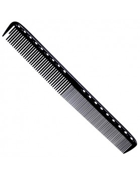 YS Park 335 Extra Long Cutting Comb - Carbon